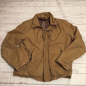 AE Lined Duck Jacket